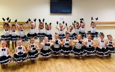 'Mini & Little Stars' – Pre-school Dance Classes
